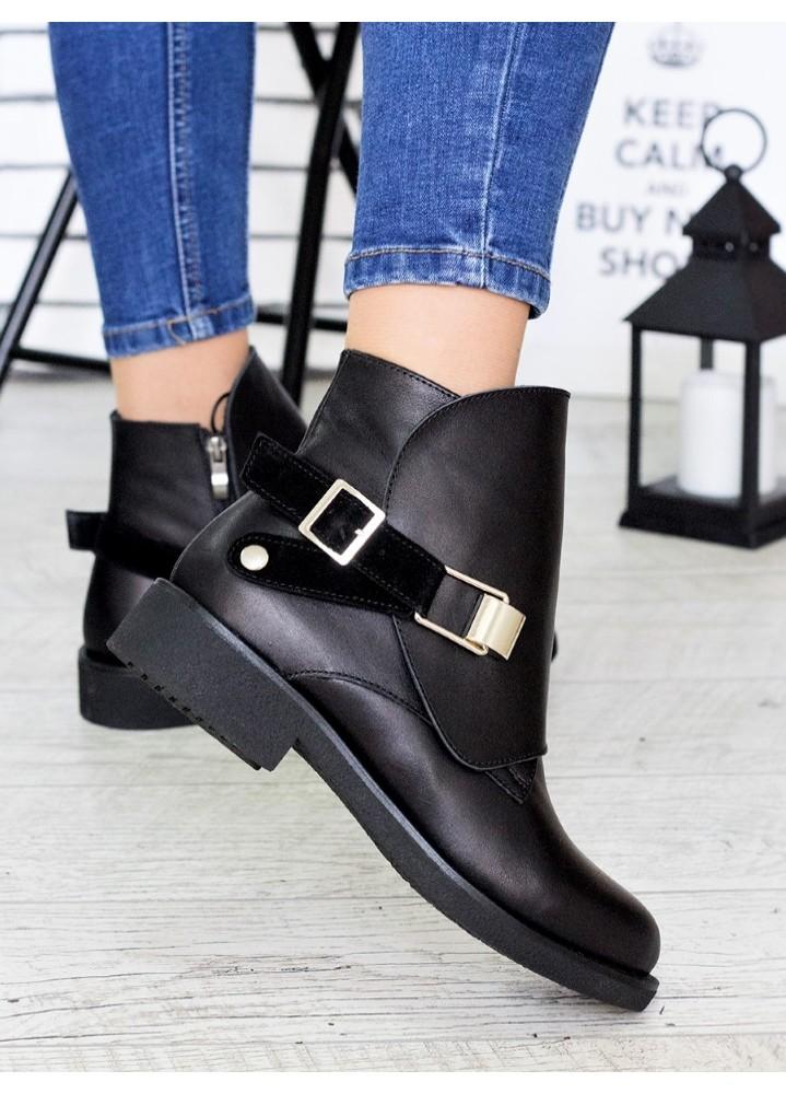 Ботинки кожаные Веста 7179-28