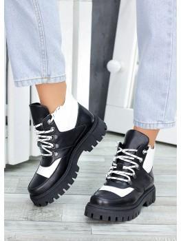 Ботинки Beverly кожаные 7455-28