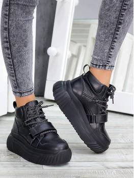 Ботинки женские кожаные Euphoria 7465-28